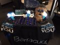 Barracuda and CDW hanging out for the day