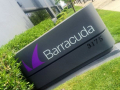 Barracuda goes purple for April Fools!