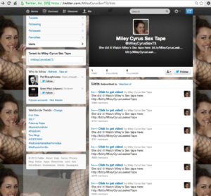 miley-cyrus-sex-tape-spam-twitter