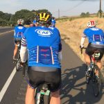 Barracuda cyclists take to the streets to support the Challenged Athletes Foundation