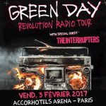 Win VIP tickets to see Green Day at Cloud Expo Paris