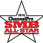 A great team effort leads to a ChannelPro SMB All-Star Award