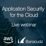 Upcoming Webinar — Barracuda, AWS & Securosis:  Application Security for the Cloud