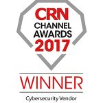 Barracuda awarded 'Cybersecurity Vendor of the Year' at CRN 2017 Channel Awards
