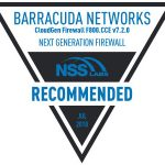 Barracuda CloudGen Firewall achieves Recommended Rating in group test