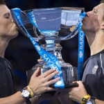Celebrating the Bryan brothers' retirement