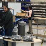 An inside look at how Barracuda's manufacturing team is carrying on