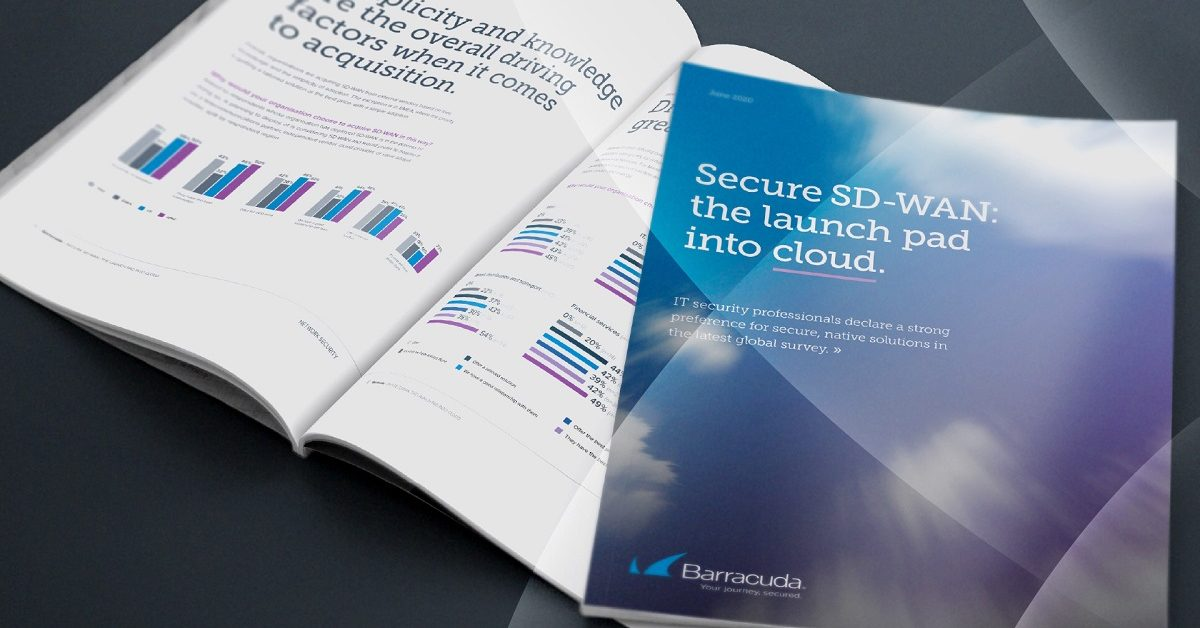 Secure SD-WAN Launch Pad to Cloud