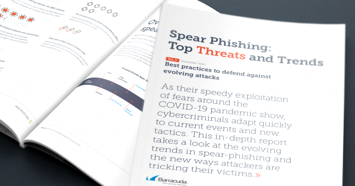 spear phishing trends