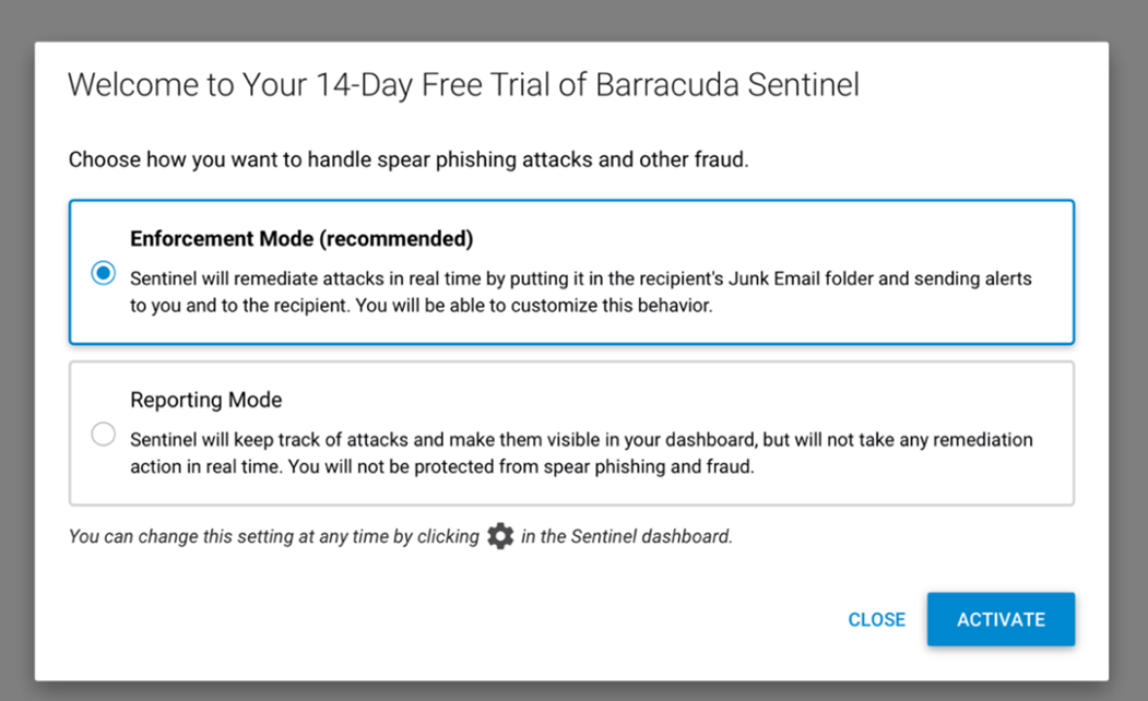 Email Threat Scan