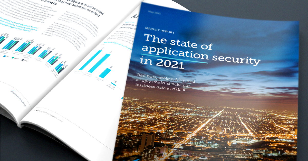 state of application security