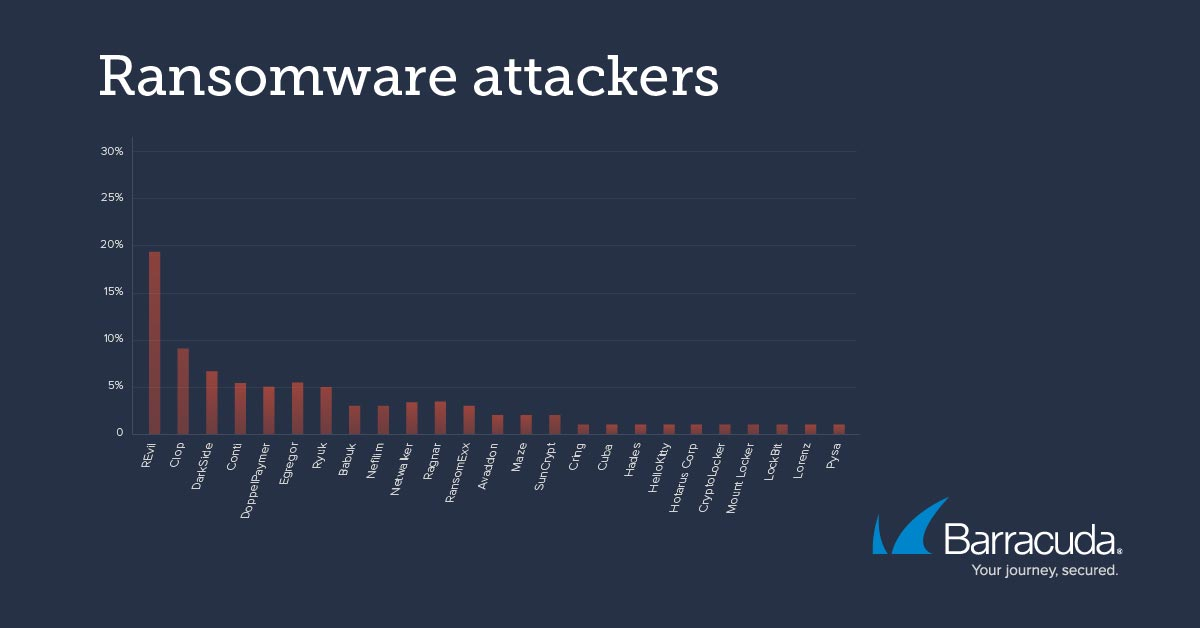 Ransomware Attackers
