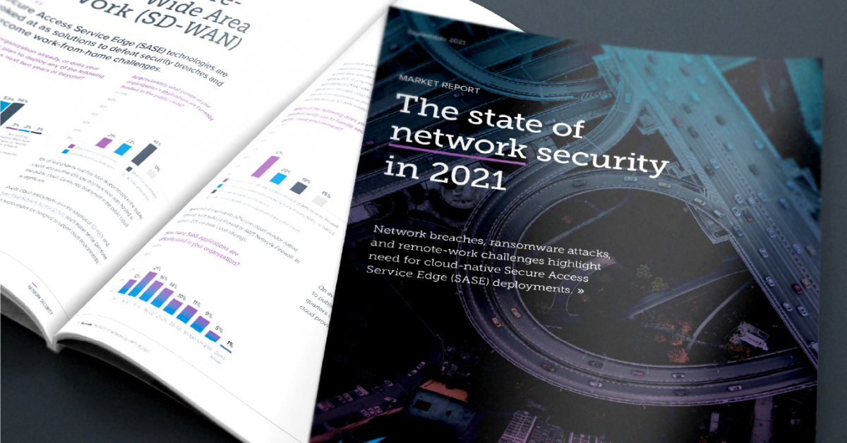 State of Network Security in 2021